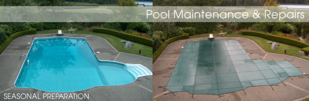 pool maintenance & repairs